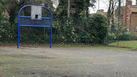 The local community around the West End Street Park is happy that the city council has got a grant t