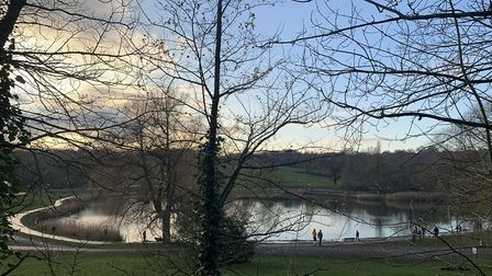 The Model Boating Pond at Hampstead Heath. Picture: André Langlois