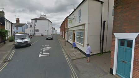 Plans have been approved to convert a former holiday letting agency and gift shop in Trinity Street, Southwold, into a...