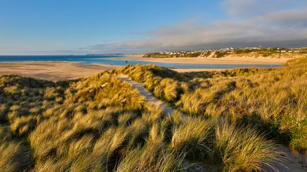 Porth Kidney - Hayle Estuary - St Ives Bay - Cornwall - UK