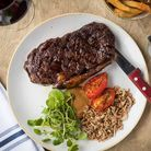 Steak served up at Longstore in Charlestown