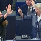 Dutch liberal MEP Sophia in 't Veld stood up for Remainers in the face of a rant from Ann Widdecombe