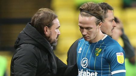 Norwich City boss Daniel Farke is weighing up changes for the Canaries' FA Cup third round tie against Coventry City
