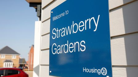 The Strawberry Gardens development in Yatton has welcomed its first residents.