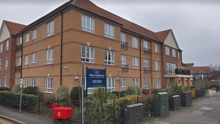 Willows Care Home in Romford. Picture: Google Maps