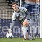 Daniel Barden will be in goal for Norwich City's FA Cup third round tie against Coventry City