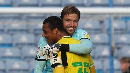 Norwich City duo Tim Krul and Adam Idah have tested positive for coronavirus, along with a member of the club's support staff
