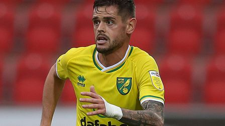 Xavi Quintilla pulled out of Norwichy City's game with a hip strain in the warm-up ahead of Tuesday'