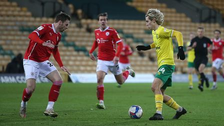 Daniel Farke is pledging changes from the Norwich City line that stayed top with a 1-0 Championship win over Barnsley