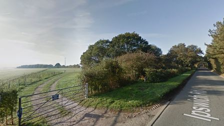 The new camping site will be accessed from Ipswich Road