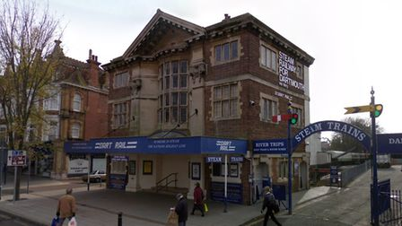 Paignton Picture House In November 2008