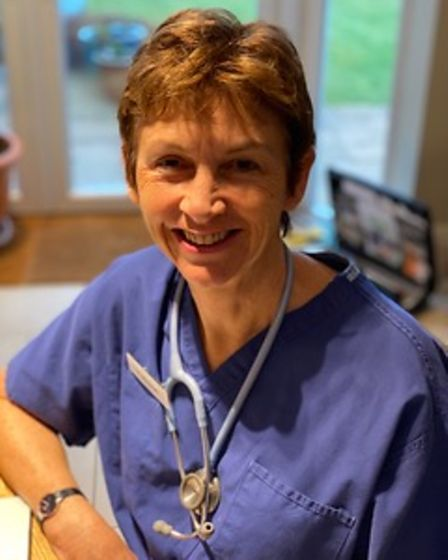 Portishead GPCarly Donald is retiring this month.