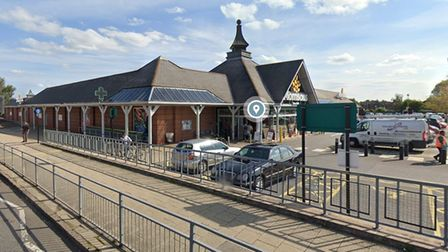Morrisons has been highlighted for its lack of a one-way system.