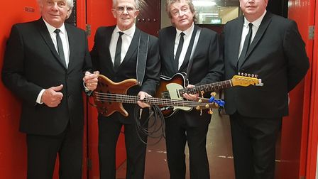 Herman's Hermits will be performing at The Burgess Hall on 20 March 2020. Picture: The Burgess Hall.