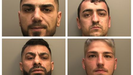 Four men jailed for steal lead tiles from churches nationwide