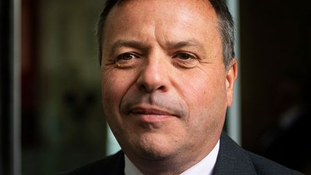 "Leave campaigner Arron Banks, who is being investigated by the National Crime Agency for ""suspe"