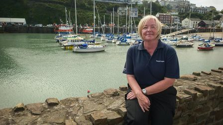Ilfracombe harbourmaster Georgina Carlo-Paat will feature in the third episode of the new series of Devon and Cornwall