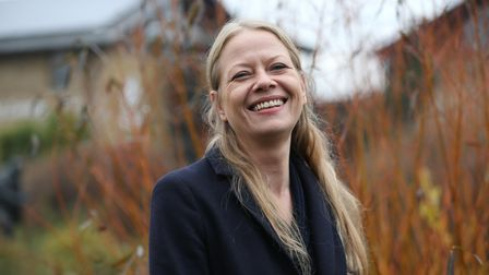 Sian Berry says tactical voting means Green Party will have best election result yet. Photo: Isabel