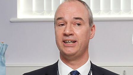 Nick Carver - Chief Executive of East and North Herts NHS Trust