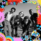 British band Malady play The Moth Club as part of the Spotlight Festival