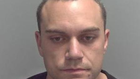 David Gould was sentenced in connection with a number of drug offence. Picture: NORFOLK CONSTABULARY
