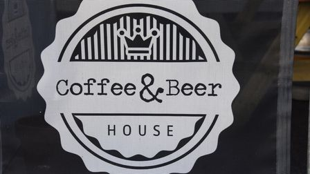 The Coffee and Beer House at the Prince of Denmark pub. Picture: DENISE BRADLEY