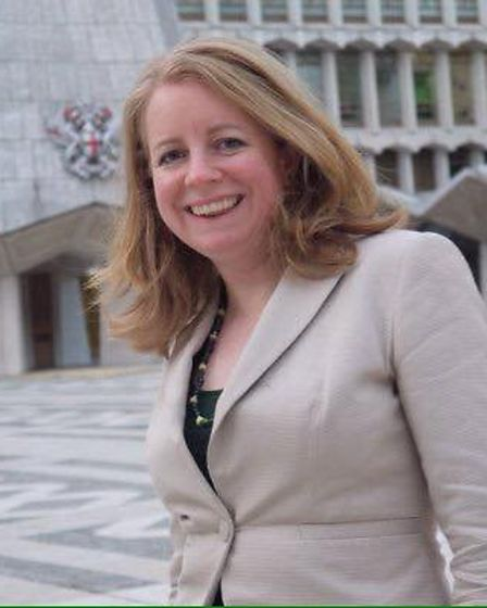 The new chair of the CIty of London's Hampstead Heath, Highgate Wood, and Queen's Park committee. Pi