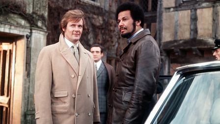 Roger Moore stars inThe Persuaders!, which can be watched onBritBox.