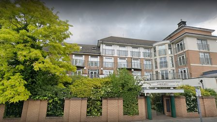 Sage care home in Golders Green