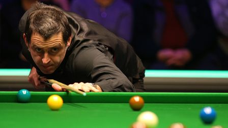 File photo dated 05-12-2019 of Ronnie O'Sullivan.