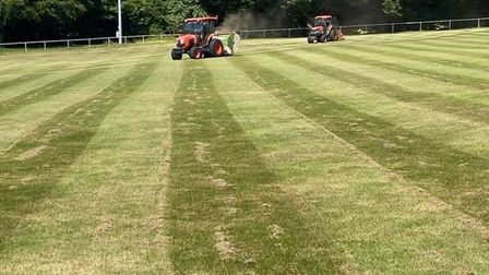 Pitch Perfect at Ottery