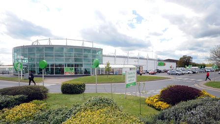 ASDA in Ipswich - Whitehouse.