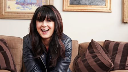 Undated Handout photo of author Marian Keyes. See PA Feature BOOK Keyes. Picture credit should read: