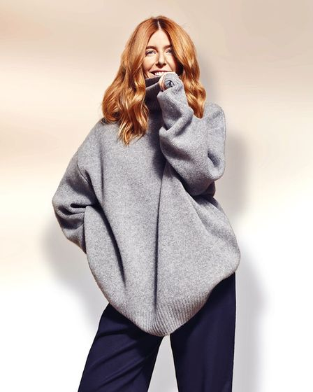 Stacey Dooley looking straight at the camera in promo shot