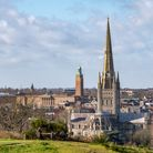Norwich Cathedral has moved services online aftersuspendingpublic worship.