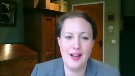 Victoria Prentis speaks to the House of Lords sub-committee