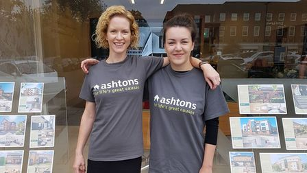 There's £10,000 of charity cash up for grabs courtesy of Ashtons.