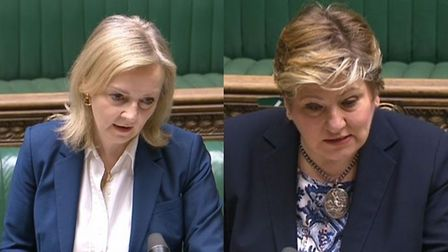 Liz Truss and Emily Thornberry debate Brexit deals