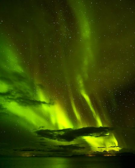 Northern Lights. Picture: Keith Ridings
