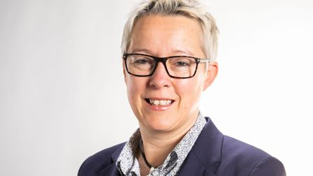 Caroline Clarke, chief executive of the Royal Free Hospital NHS Trust