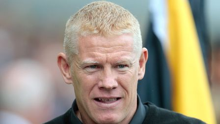 Former Norwich City favourite Gary Holt has returned to the game at Falkirk