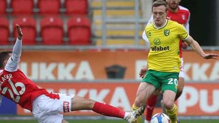 Tottenham ace Olly Skipp has been a hit on loan at Norwich City