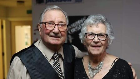 George Robert Shaw died after contracting Covid-19, leaving behind his wife of 61 years Eileen.