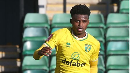 Bali Mumba is among four players to have tested positive for coronavirus at Norwich City in the past two weeks.