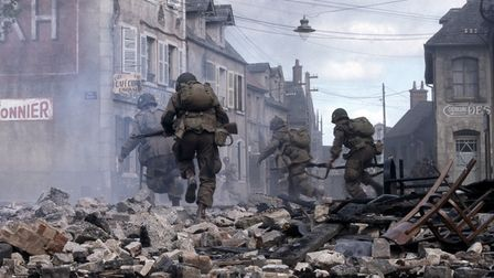 Scenes of 10-part war drama Band of Brothers were filmed on sets built on the former Hatfield aerodrome.