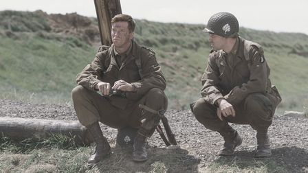 After leading a tricky mission, Lt Winters (Damian Lewis) is promoted. As Easy Co struggle in the cold, Winters is haunted...
