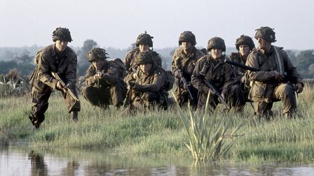 Sky Atlantic is currently showingBand of Brothers which was mostly filmed in Hatfield.