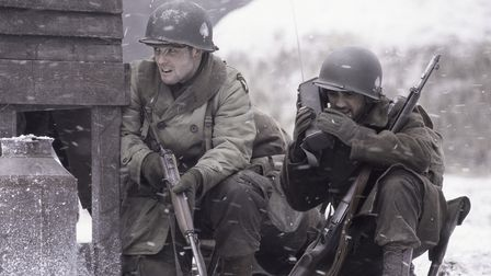Having held off German attempts to overrun Bastogne, Easy Companyfaces the task of taking the nearby town of Foy from the...