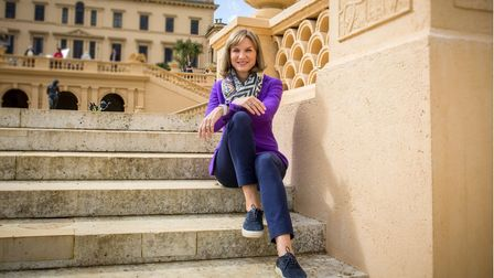 Fiona Bruce will be bringing the Antiques Roadshow to Ipswich Picture: Anna Gordon