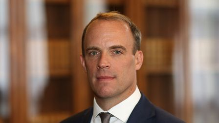 Dominic Raab has said all UK adults should have had Covid vaccine by September.